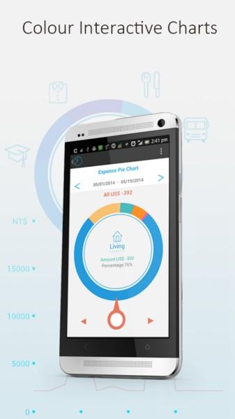 دانلود AndroMoney Pro 3.7.1 - برنامه کاربردی، مدیریت امور مالی اندروید