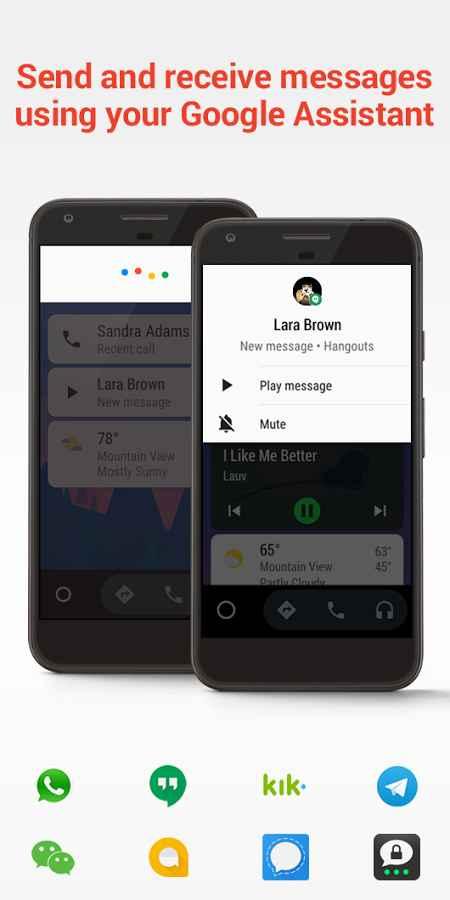 دانلود Android Auto 3.2.5815 - برنامه رانندگی هوشمند گوگل اندروید !