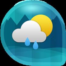 Android-Weather-Clock-Widget-logo