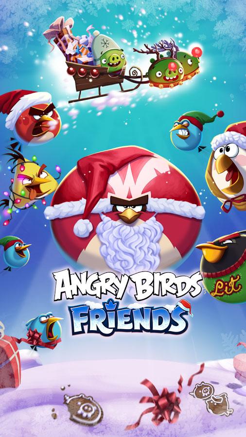 دانلود Angry Birds Friends 6.0.0 - بازی پرندگان خشمگین دوستان اندروید !