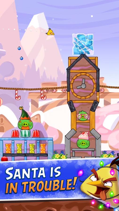 دانلود Angry Birds Friends 4.7.0 - بازی پرندگان خشمگین دوستان اندروید !