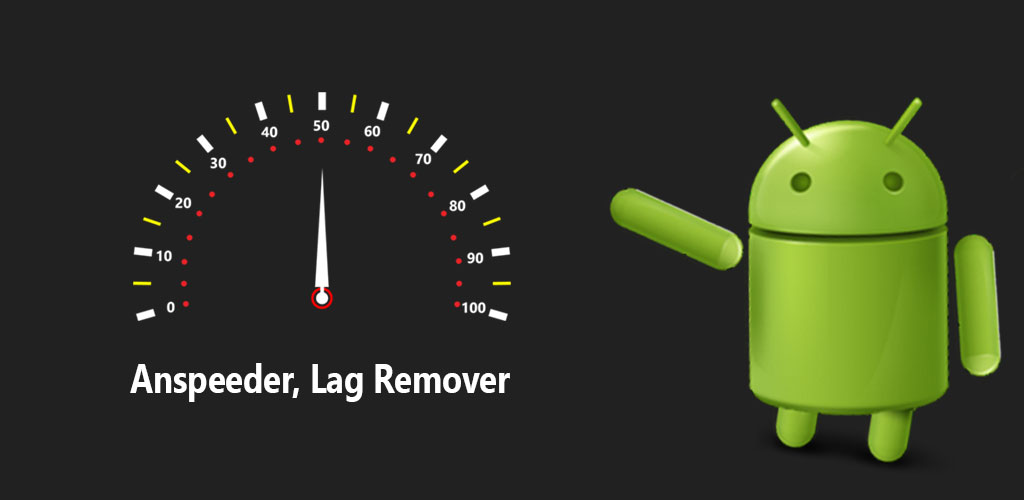 Anspeeder Pro, lag remover