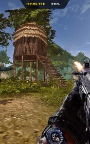 Apes Hunter - Jungle Survival
