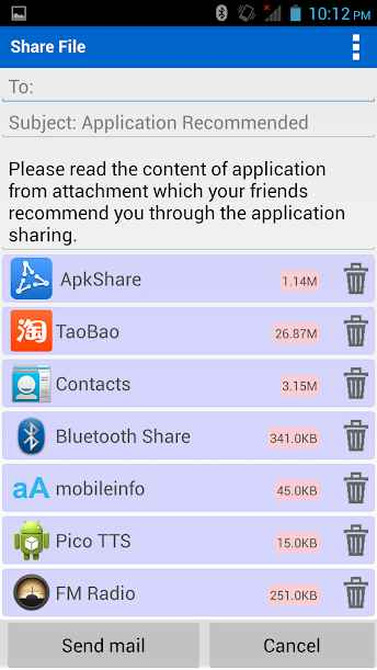 دانلود ApkShare Pro 20200114 - ابزار پیشرفته مدیریت برنامه ها اندروید !