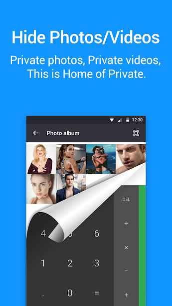 دانلود App Hider- Hide Apps Hide Photos Multiple Accounts 1.9.13a - کلونر و مخفی ساز برنامه اپ هایدر اندروید !