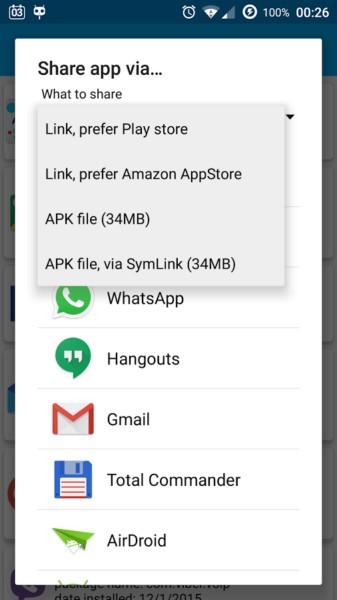 دانلود App Manager Full 4.20 - مدیریت حرفه ای اپلیکیشن ها اندروید