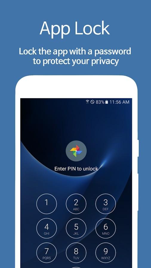 دانلود AppLock - Fingerprint 7.3.5 - برنامه امنیتی قفل اپلیکیشن ها اندروید + پلاگین