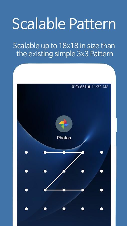 دانلود AppLock - Fingerprint 7.4.2 - برنامه امنیتی قفل اپلیکیشن ها اندروید + پلاگین