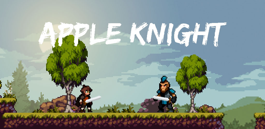 Apple Knight: Action Platformer - شوالیه اپل