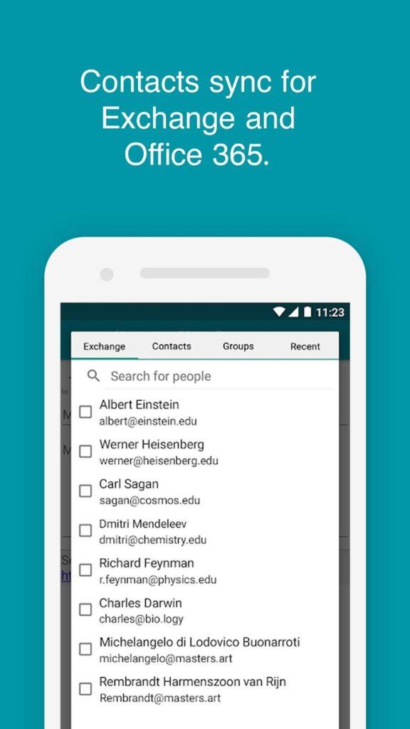 دانلود Aqua Mail - email app PRO 1.21.0-1492 - برنامه مدیریت ایمیل اندروید