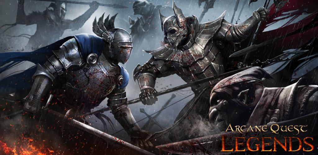 Arcane Quest Legends - Offline RPG