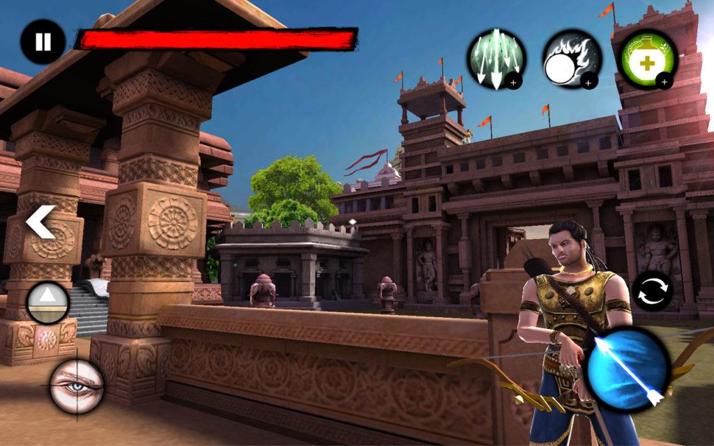 دانلود Archer: The Warrior 1.3 - بازی اکشن