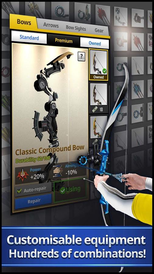 دانلود Archery King 1.0.26 - بازی ورزشی محبوب