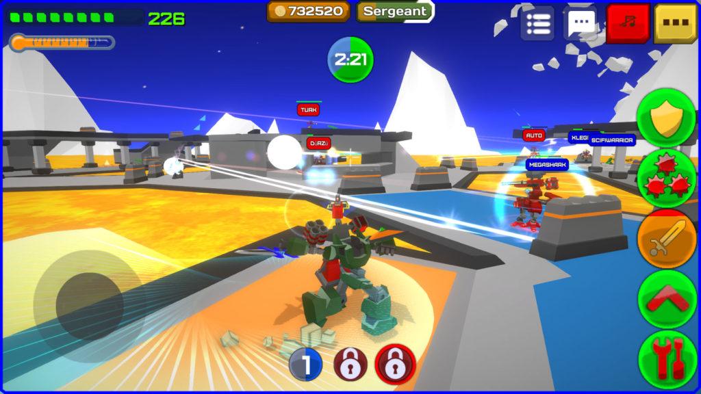 دانلود Armored Squad: Mechs vs Robots 1.7.6 - بازی اکشن نبرد روبات های زره پوش اندروید + مود