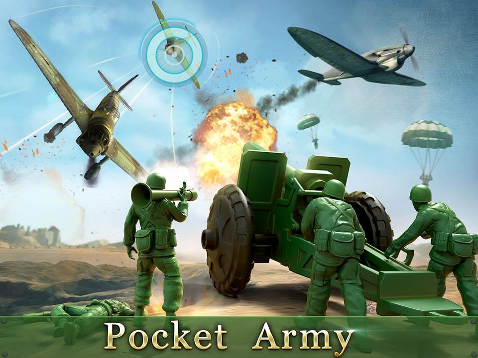 دانلود Army Men Strike 2.90.0 - بازی استراتژی حمله ارتش اسباب بازی اندروید + Beta 2.90.0