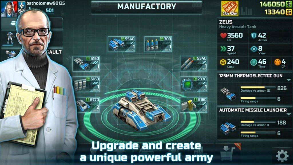 دانلود Art of War 3: PvP RTS modern warfare strategy game 1.0.67 - بازی استراتژی پرطرفدار