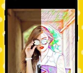 ArtistA Cartoon & Sketch Filter & Artistic Effects
