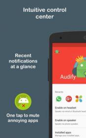 Audify Notification Reader