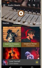 Audio Beats Music Player.6 175x280 دانلود Audio Beats – Music Player Full 2.5.3 – پلیر صوتی گرافیکی و همچنین قدرتمند آندروید