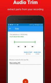 AudioRec Pro Android