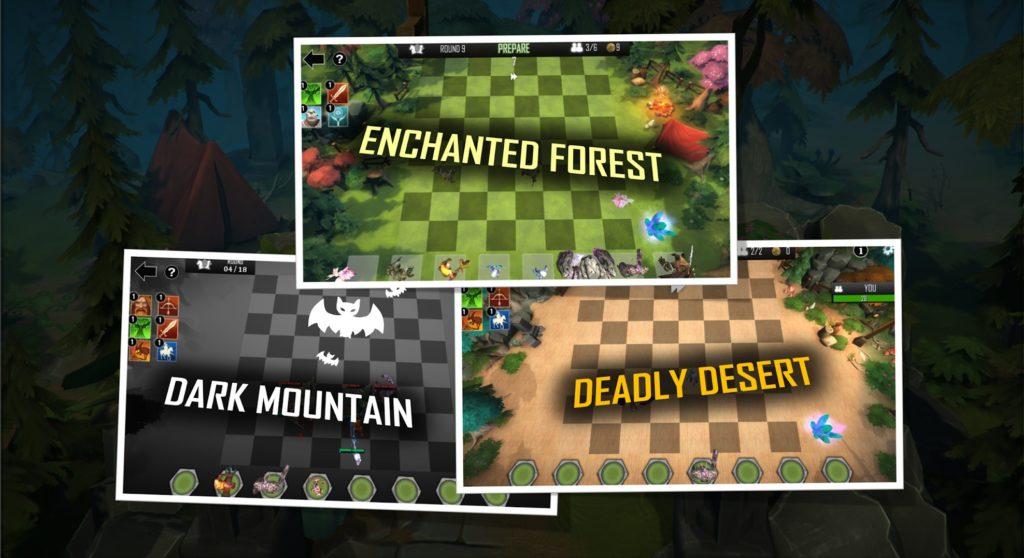 دانلود Auto Chess Defense - Mobile 1.10 - بازی استراتژیکی