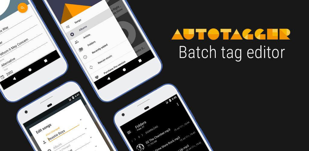 AutoTagger - tag editor