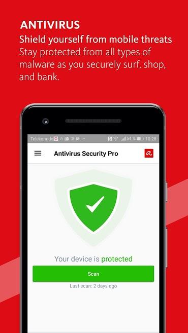 دانلود Avira Antivirus Security Premium 6.0.0 - آنتی ویروس اویرا اندروید !
