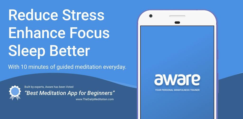 Aware - Meditation & Mindfulness