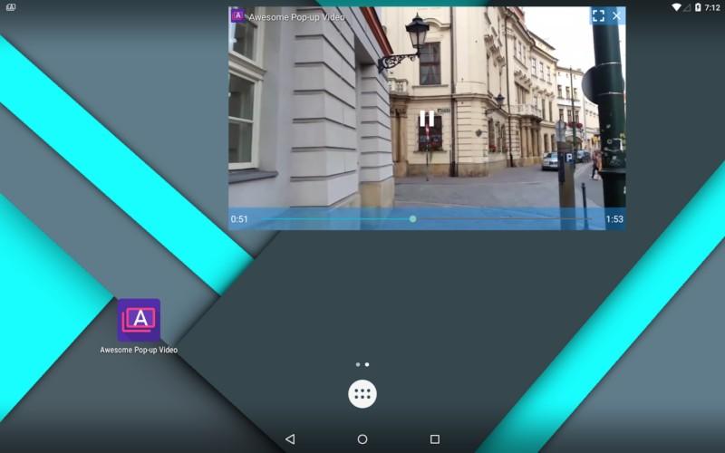 دانلود Awesome Pop-up Video Premium 1.1.9 b1010966 - ویدئو پلیر شناور اندروید !