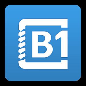 B1 Archiver zip rar unzip Pro