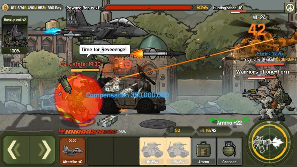 دانلود BAD 2 BAD: DELTA 1.2.7 - بازی اکشن جالب گروه دلتا اندروید + مود