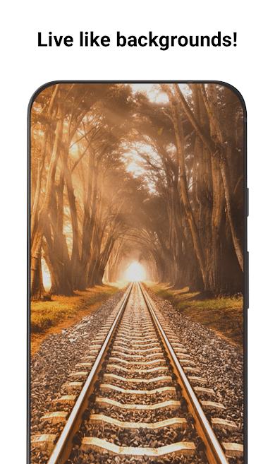 دانلود Backgrounds HD (Wallpapers) Full 4.9.382 - اپلیکیشن کالکشن والپیپرهای شیک اندروید !