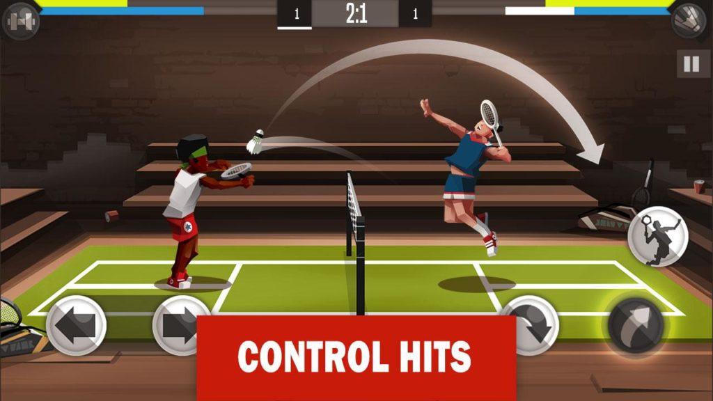 دانلود Badminton League 2.19.3172 - بازی اعتیاداور