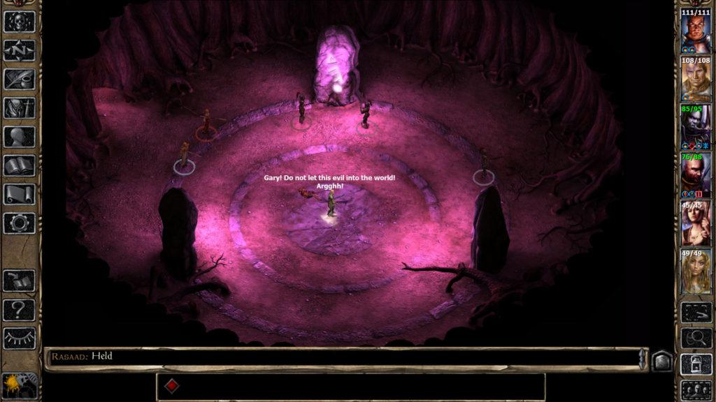 دانلود Baldur's Gate II Full 2.5.16.6 - بازی نقش آفرینی پرطرفدار