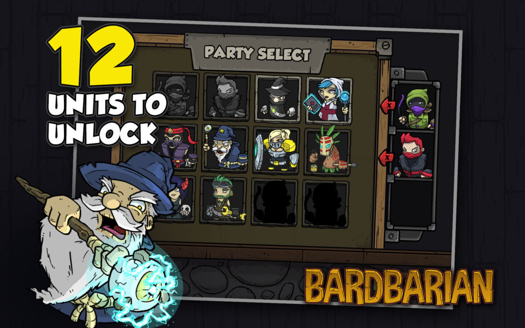 دانلود Bardbarian: Golden Axe Edition 1.4.8 - بازی اکشن فوق العاده