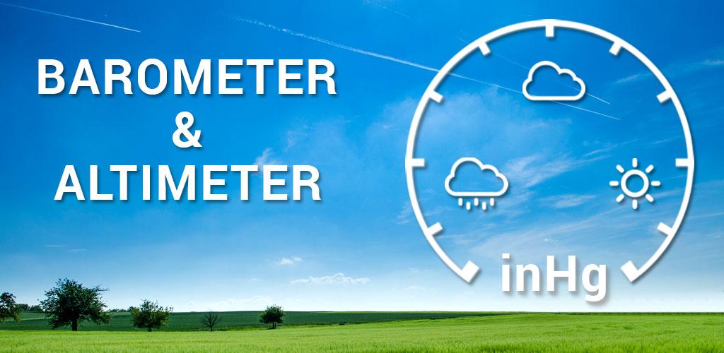 Barometer & Altimeter Premium