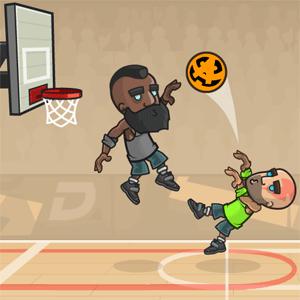 دانلود Basketball Battle 2.1.6 - بازی بسکتبال دو نفره پرطرفدار اندروید + مود