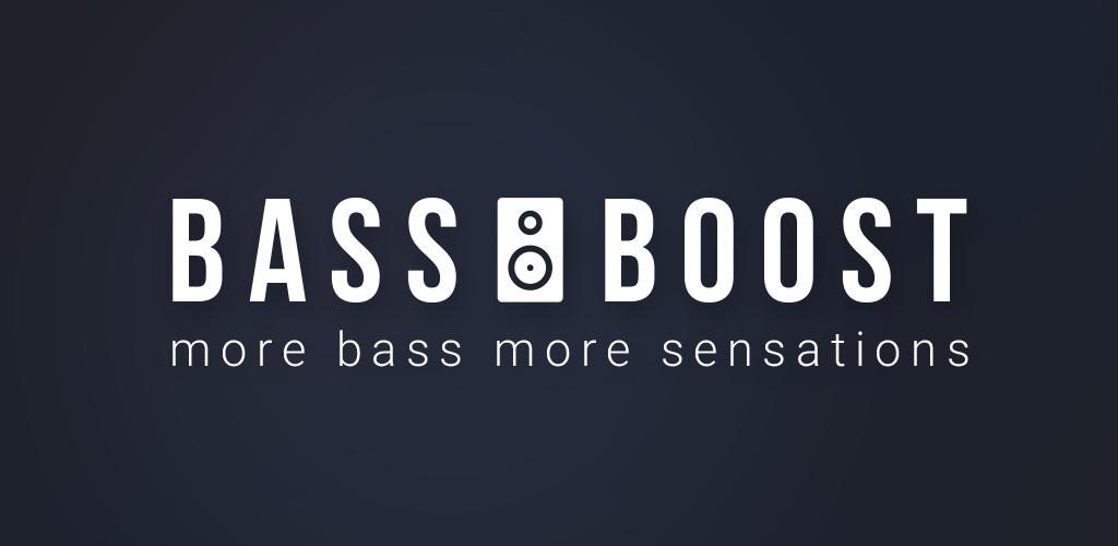 Bass Booster - Music Sound EQ Pro