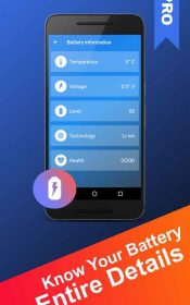 Battery Care Pro.3 175x280 دانلود Battery Care Pro 1.3 – محافظ و همچنین بهینه ساز عملکرد باتری آندروید !