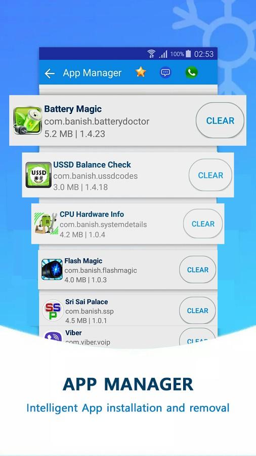دانلود Battery Magic Pro 1.5.31 - برنامه بهینه سازی و مانیتورینگ باتری اندروید