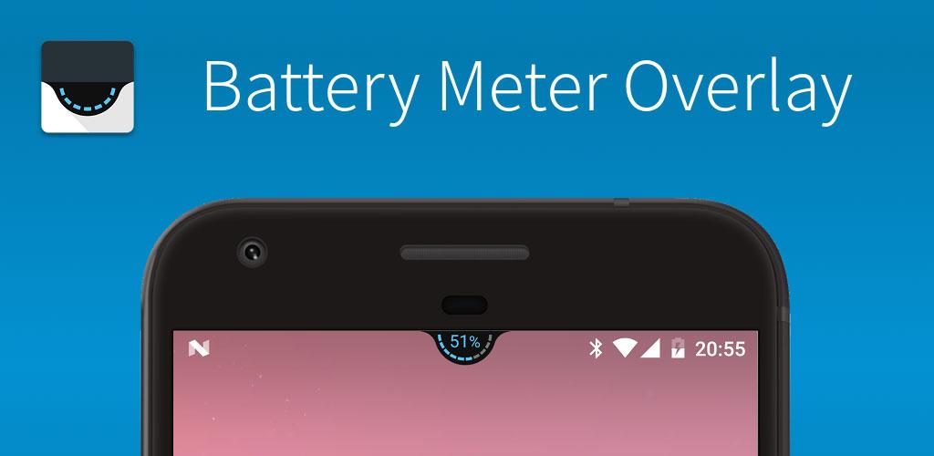 Battery Meter Overlay