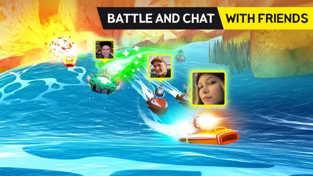 دانلود Battle Bay 3.2.20442 - بازی اکشن