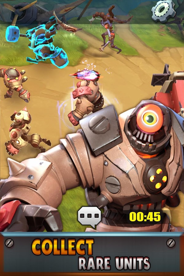 دانلود Battle Boom 1.1.8 - بازی استراتژی آنلاین