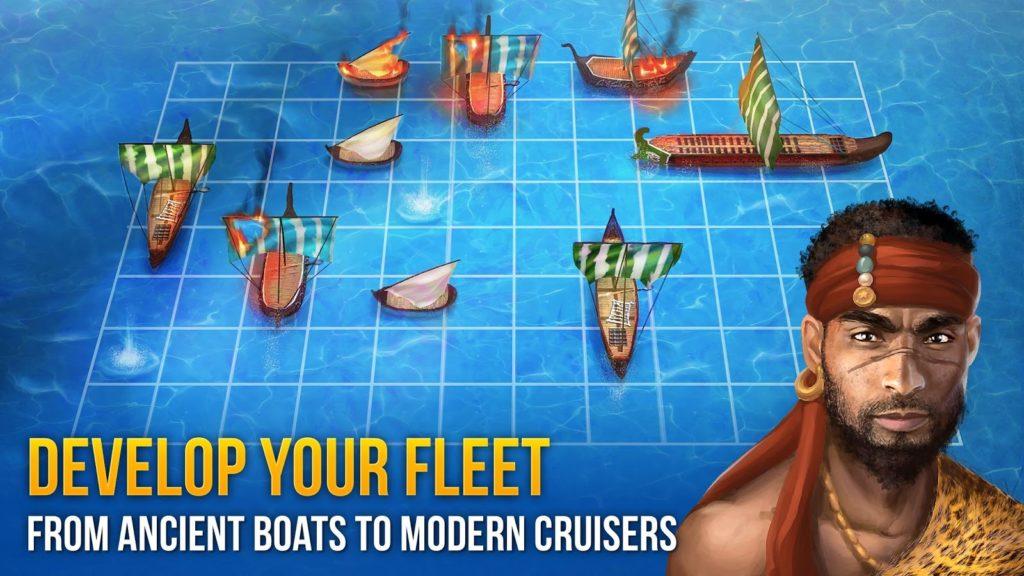 دانلود Battle Sea 3D - Naval Fight 2.3.2 - بازی نبرد دریایی اندروید + مود