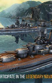 "Battle of Warships 1 175x280 دانلود Battle of Warships 1.65.0 – بازی اکشن ""نبرد رزم ناوها"" آندروید + مود"