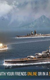 "Battle of Warships 2 175x280 دانلود Battle of Warships 1.65.0 – بازی اکشن ""نبرد رزم ناوها"" آندروید + مود"