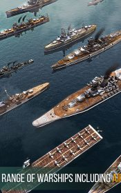 "Battle of Warships 4 175x280 دانلود Battle of Warships 1.65.0 – بازی اکشن ""نبرد رزم ناوها"" آندروید + مود"