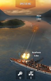 "Battle of Warships 5 175x280 دانلود Battle of Warships 1.65.0 – بازی اکشن ""نبرد رزم ناوها"" آندروید + مود"