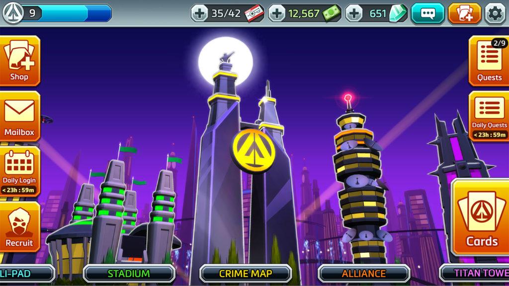 دانلود BattleHand Heroes 2.1.0 - بازی اکشن و نقش آفرینی محبوب