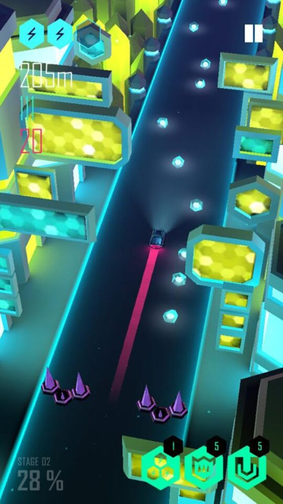 دانلود Beat Racer 2.3.1 - بازی موزیکال فوق العاده زیبا و هیجان انگیز